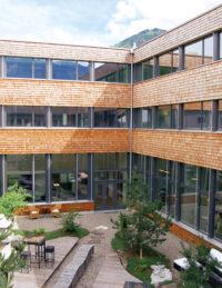 Strüby Innenhof