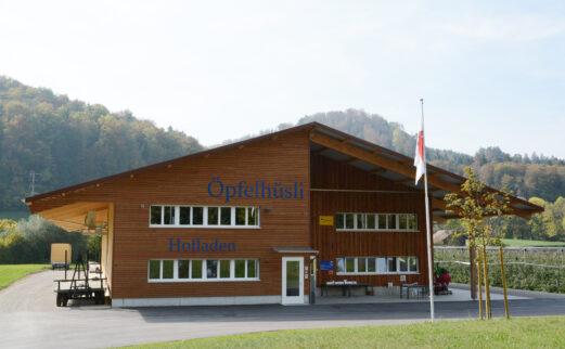 Obstlagerhalle Hölstein