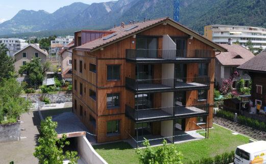 Mehrfamilienhaus Chur