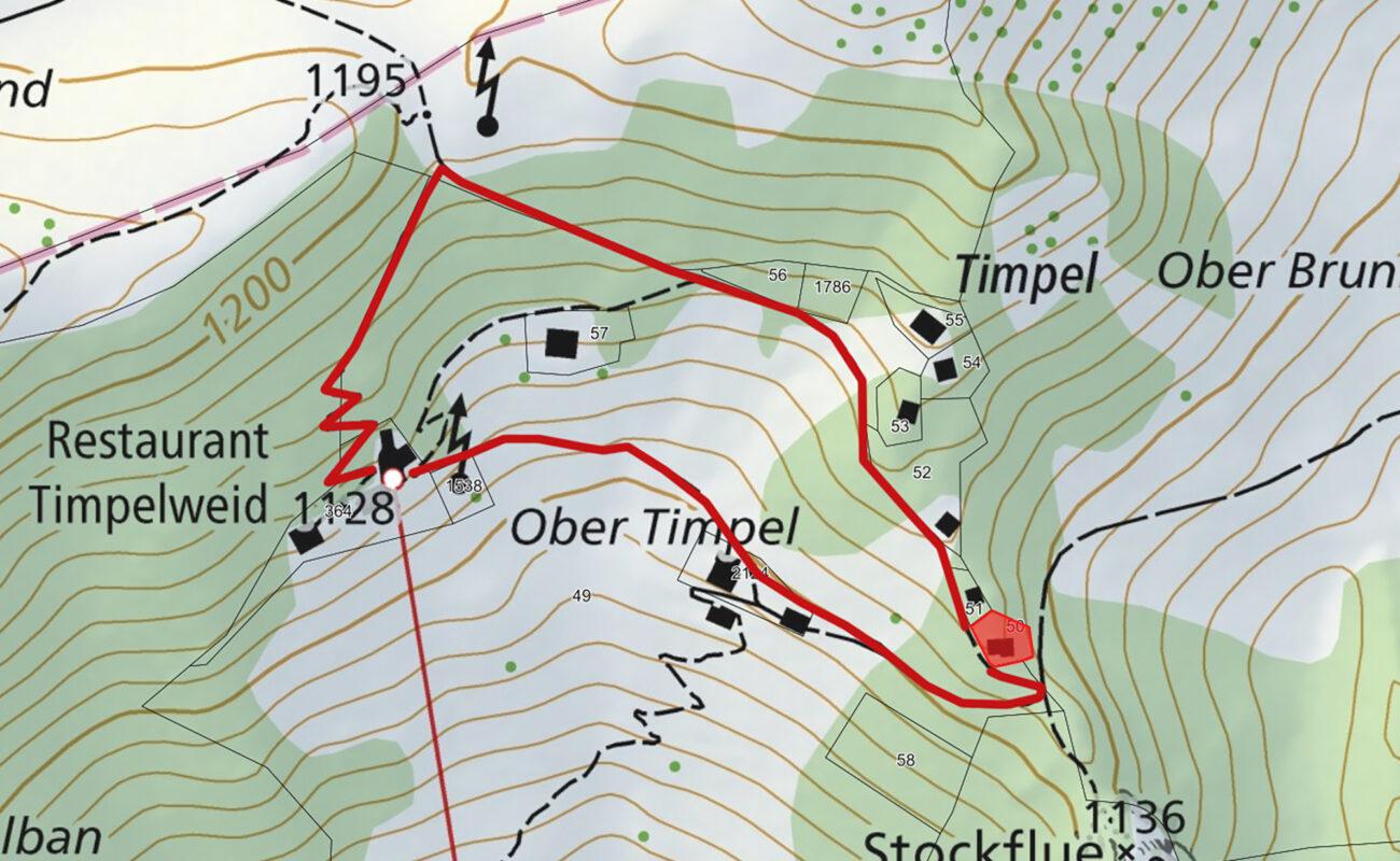 Timpel, Brunnen SZ