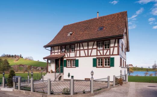 Umbau Hütten