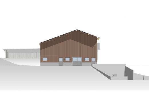 An- und Umbau Milchviehstall Filisur