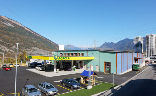 fenaco Genossenschaft, Verkaufsladen, Chur