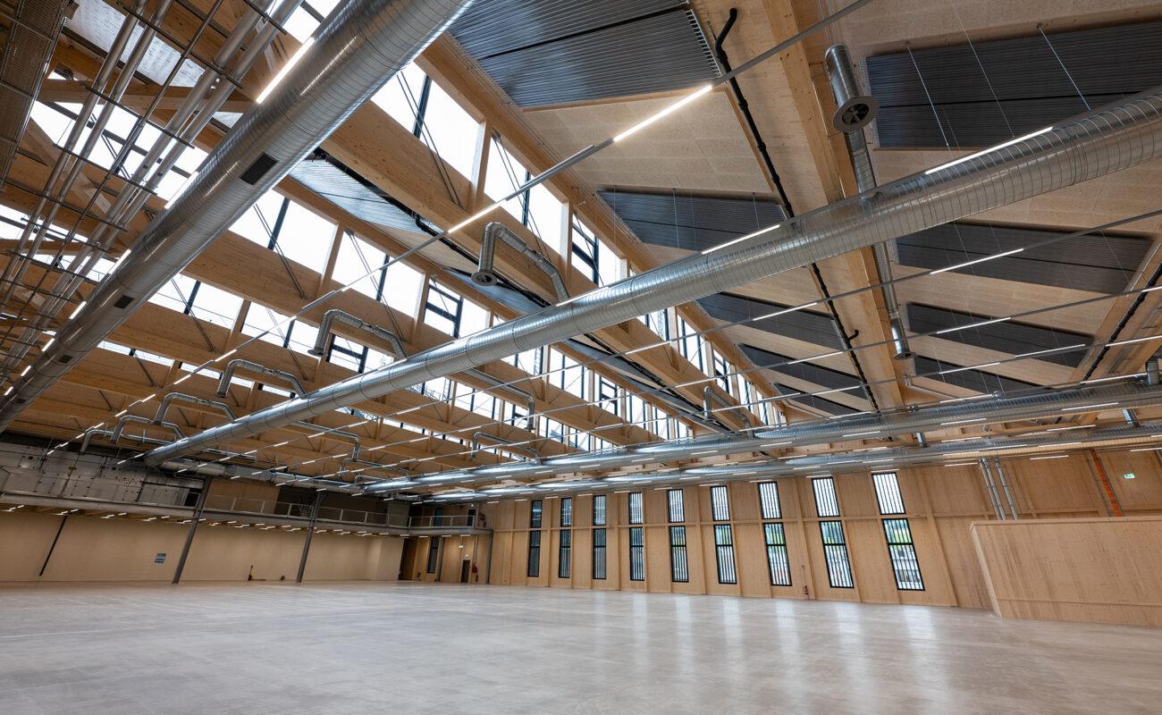 Zephyr Hangar Komplett, V-Zug, Zug
