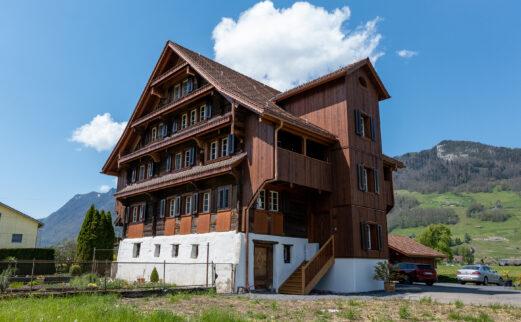Umbau und Sanierung Bauernhaus, Ingenbohl