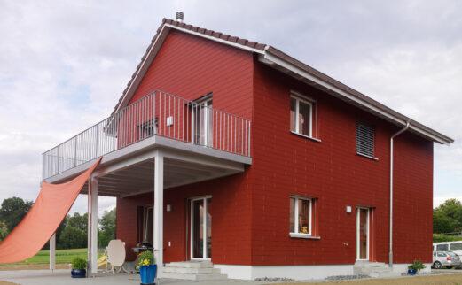 Einfamilienhaus Hagendorn