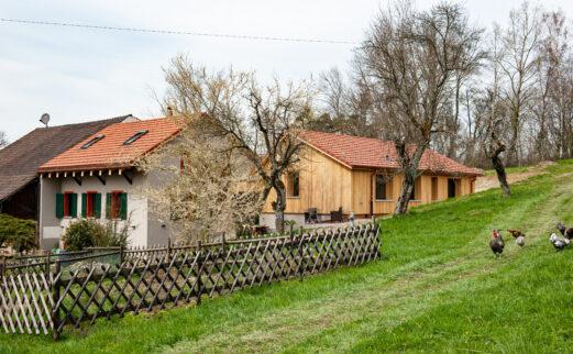 Umbau Bauernhaus Densbüren