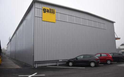 Galli Hoch- und Tiefbau AG, Zuchwil