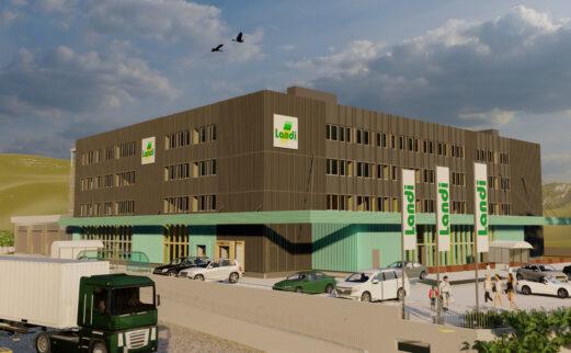 Geschäftszentrum Urmiberg Seewen