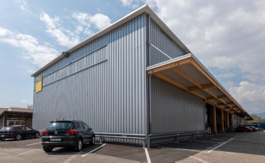 Galli Immo AG, Lagerhalle, Zuchwil