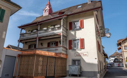 Anbau Restaurant, Schwyz