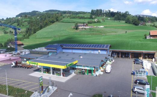 LANDI Nesslau Genossenschaft, Verkaufsladen, Neu St. Johann