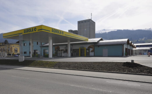 LANDI Pilatus AG, Verkaufsladen, Malters