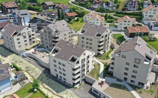Mehrfamilienhäuser «Bergrausch», Emmetten